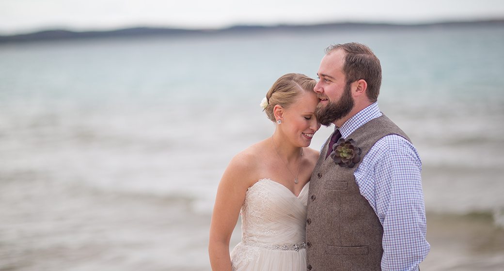 Glen Arbor Homestead Resort Michigan Wedding