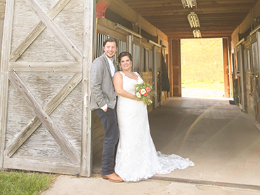 Best Garvey Family Wedding Barn Photographers