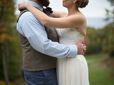 Beautiful beach destination wedding at the elegant Homestead Resort.